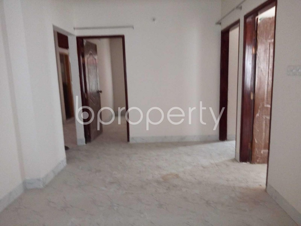 Dining area - 3 Bed Apartment for Sale in Uttara, Dhaka - 1832053
