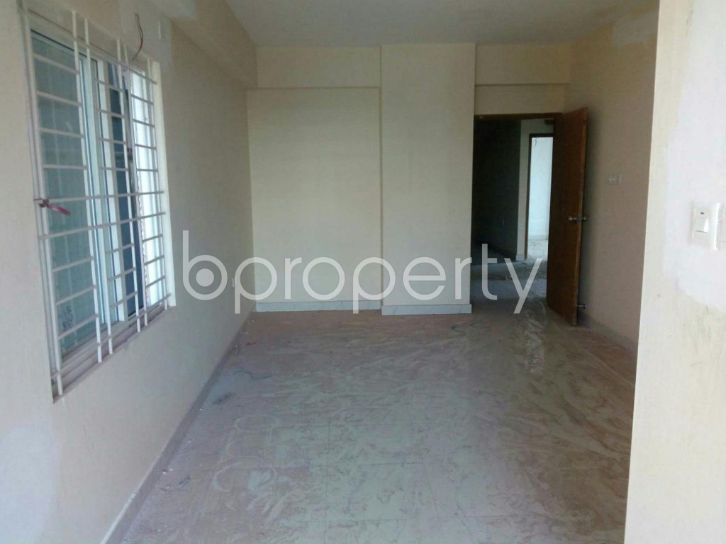 Bedroom - 3 Bed Apartment for Sale in 15 No. Bagmoniram Ward, Chattogram - 1832187