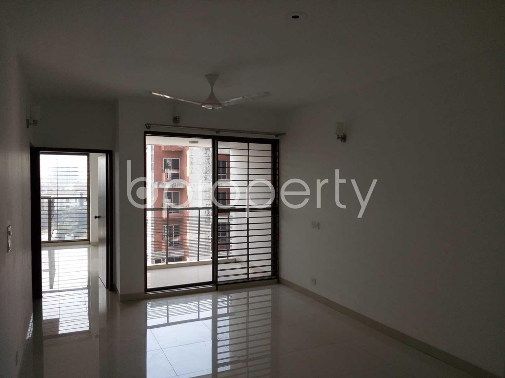 Dine/Dining - 3 Bed Apartment to Rent in Banani, Dhaka - 1832282