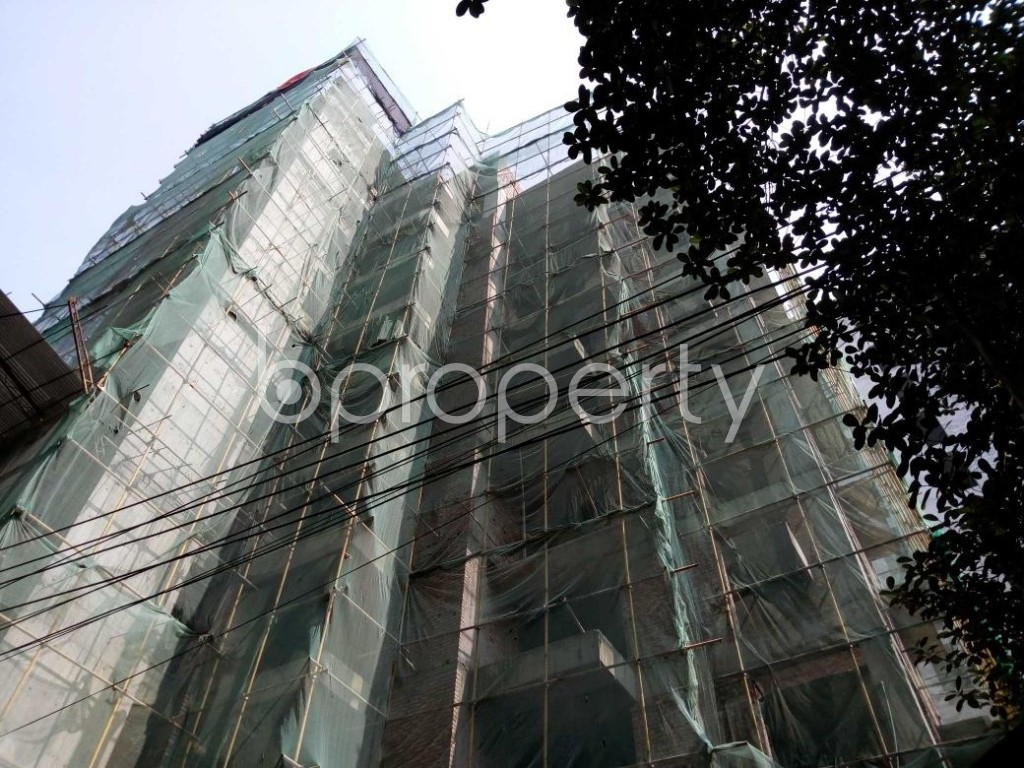 Outside view - 4 Bed Apartment for Sale in Gulshan, Dhaka - 1832324