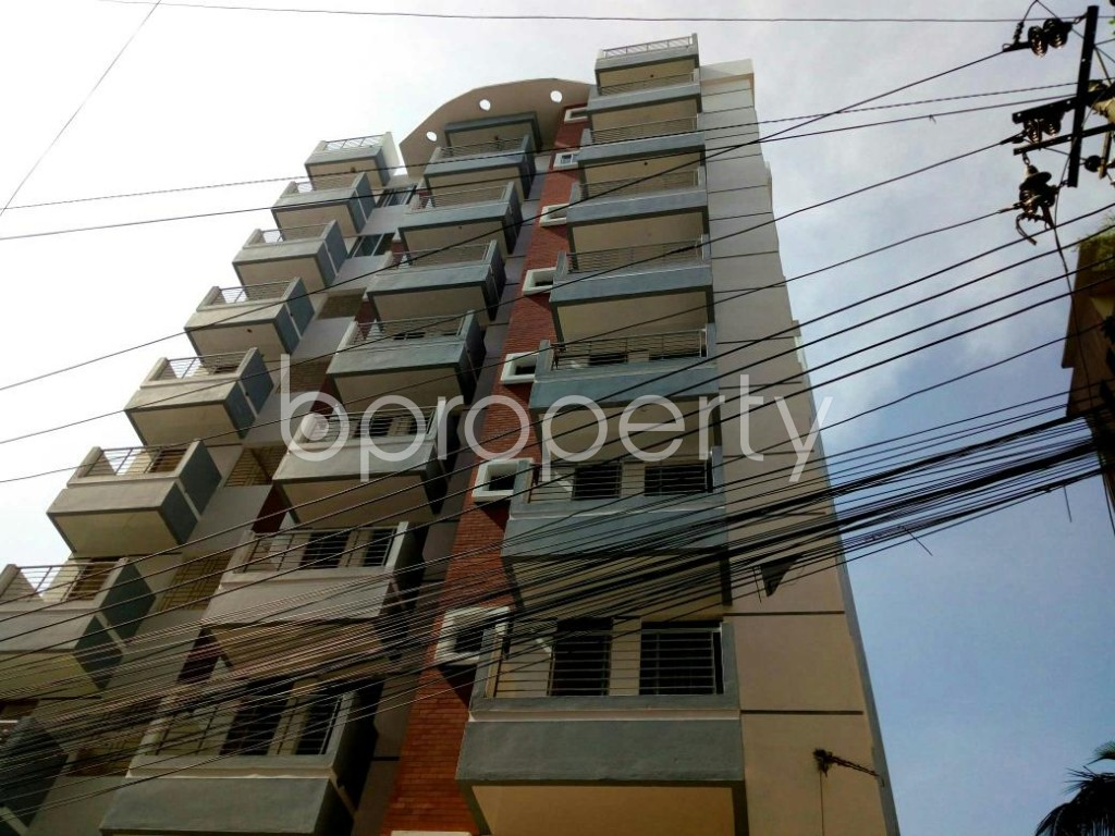 Front view - 3 Bed Apartment for Sale in East Nasirabad, Chattogram - 1832327