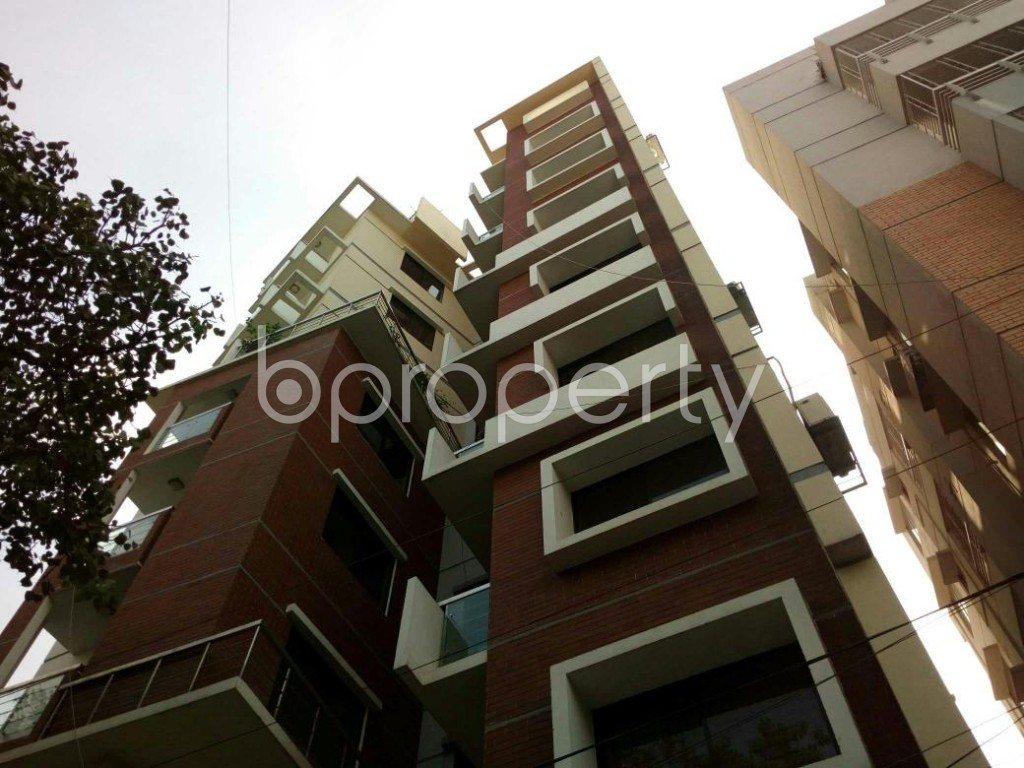 Outside view - 3 Bed Apartment to Rent in Lalmatia, Dhaka - 1832739