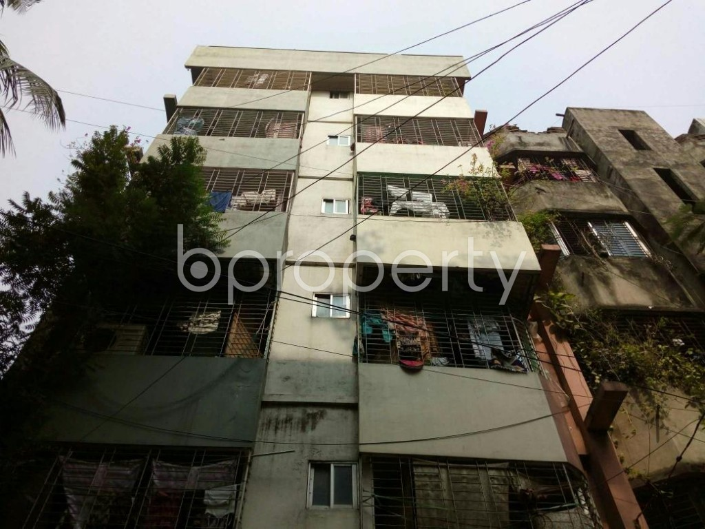 Front view - 2 Bed Apartment to Rent in Lalmatia, Dhaka - 1832798
