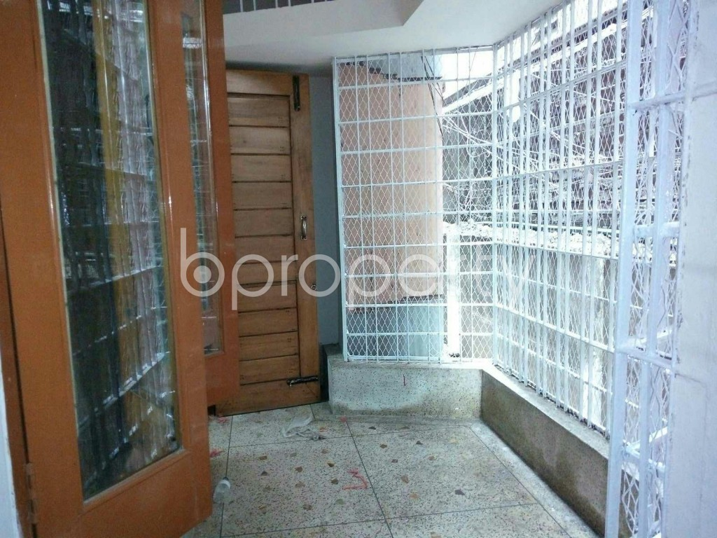 Balcony Terrace - 2 Bed Apartment to Rent in Lalmatia, Dhaka - 1832836