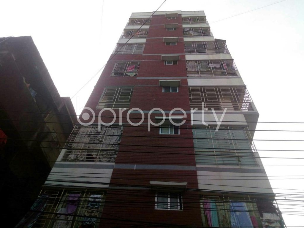 Outside view - 3 Bed Apartment for Sale in East Nasirabad, Chattogram - 1833103