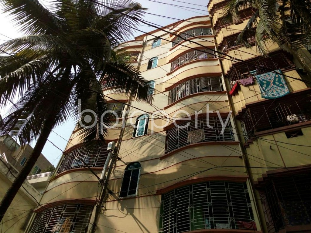 Outside view - 1 Bed Apartment to Rent in Lalmatia, Dhaka - 1833129