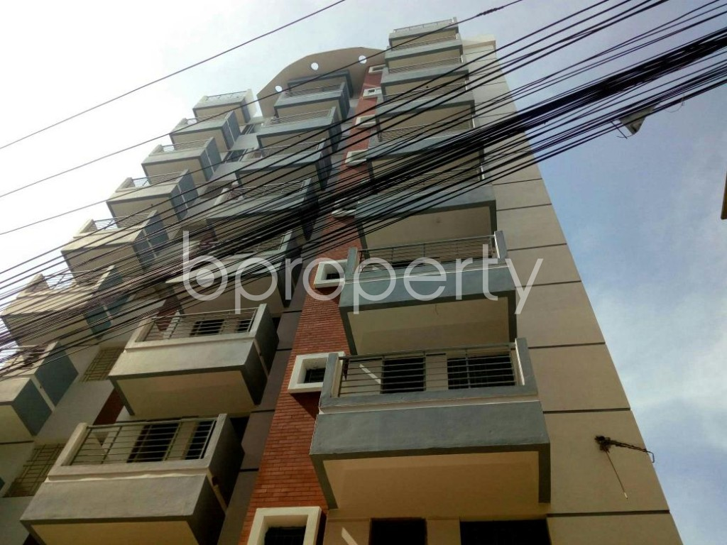 Front view - 3 Bed Apartment for Sale in East Nasirabad, Chattogram - 1833214