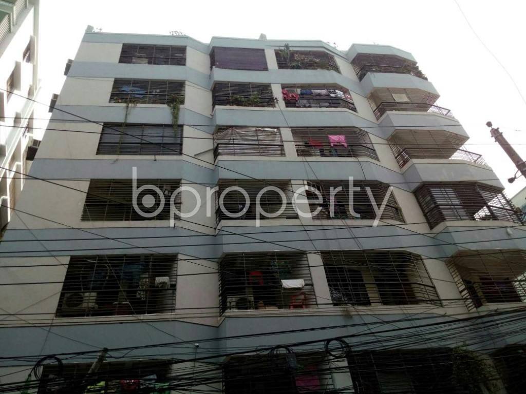 Front view - 2 Bed Apartment to Rent in Lalmatia, Dhaka - 1833605