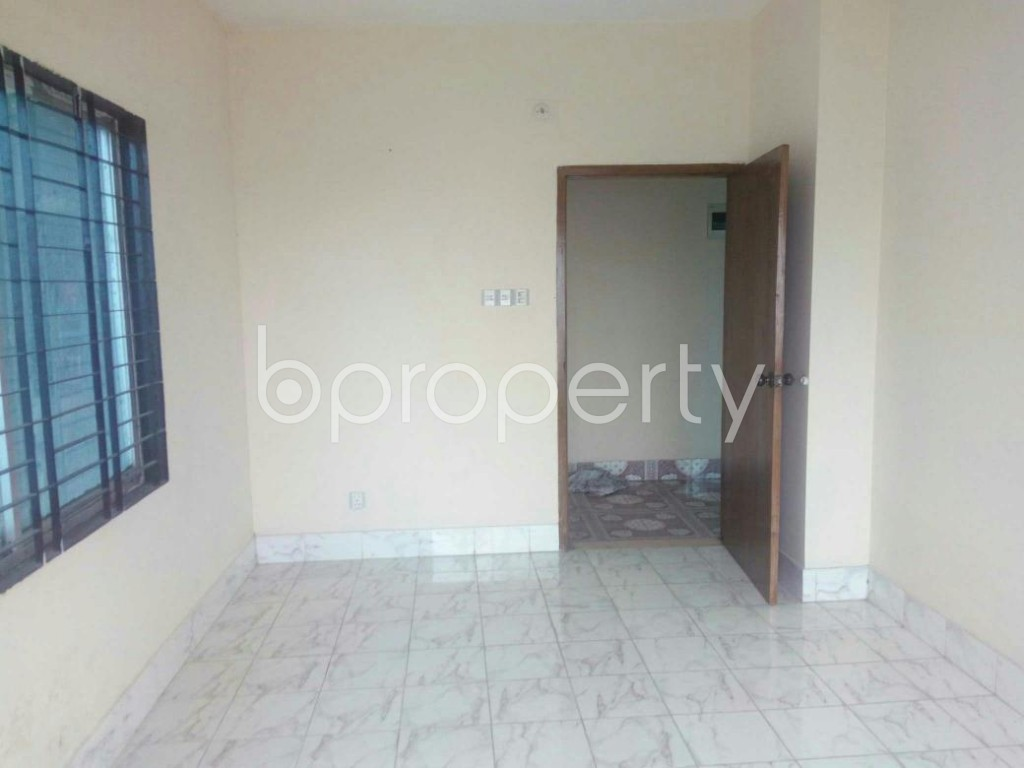 Bedroom - 4 Bed Apartment for Sale in Baghbari, Sylhet - 1833626