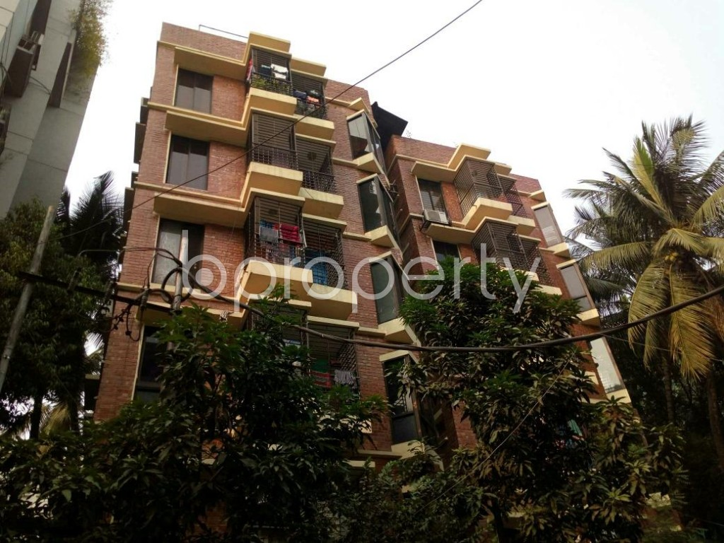 Outside view - 3 Bed Apartment to Rent in Lalmatia, Dhaka - 1833637