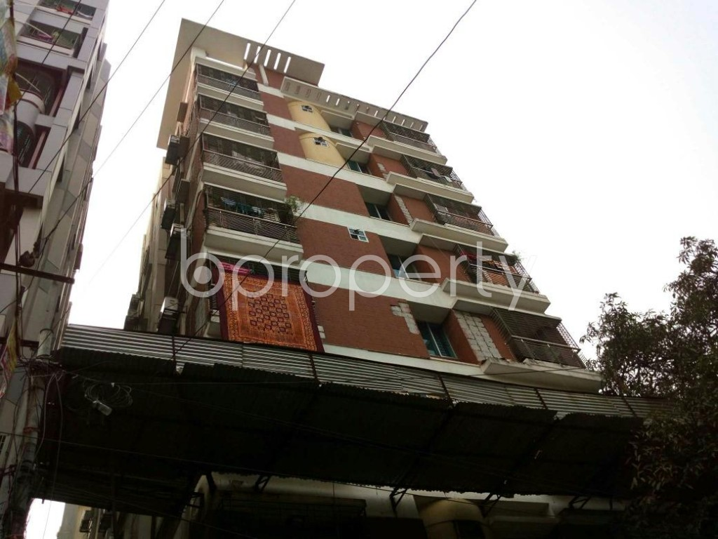 Outside view - 1 Bed Apartment to Rent in Lalmatia, Dhaka - 1833648
