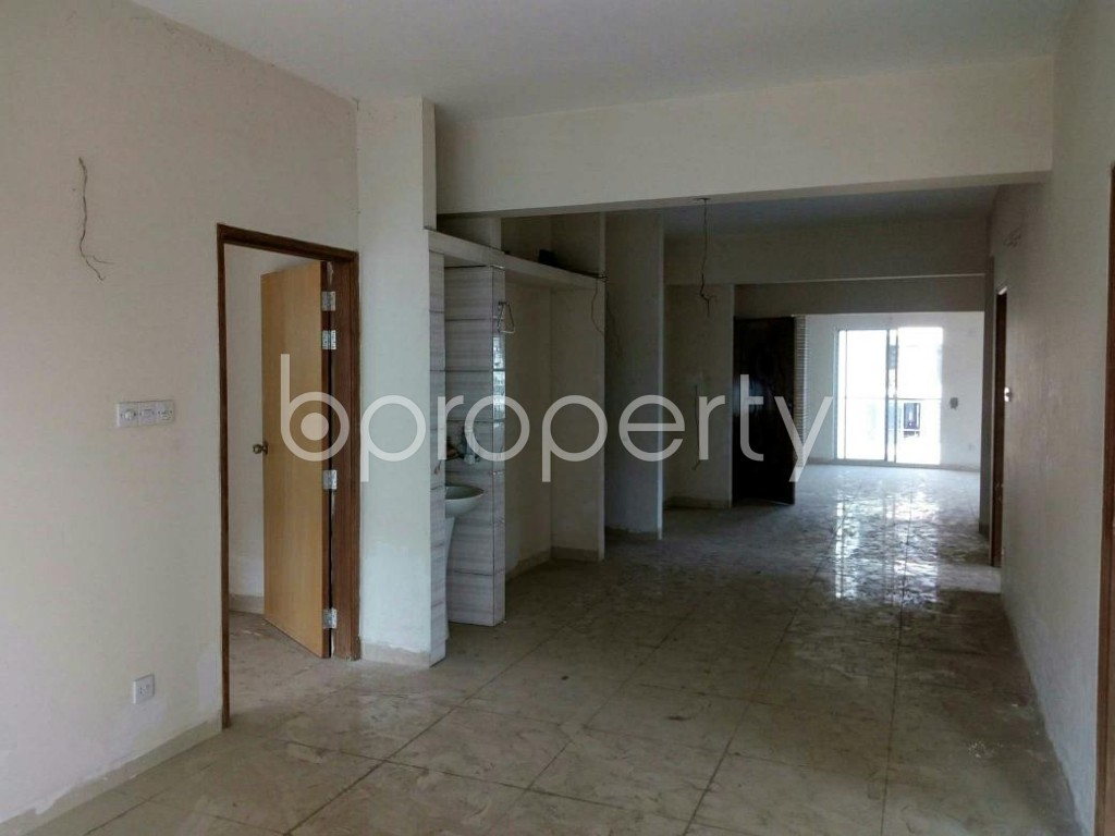 Dine/Dining - 3 Bed Apartment for Sale in Bashundhara R-A, Dhaka - 1834107