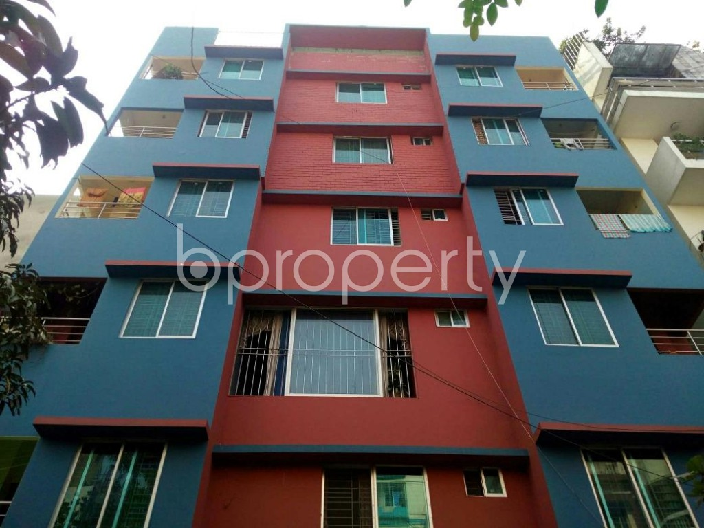 Front view - 3 Bed Apartment for Sale in 4 No Chandgaon Ward, Chattogram - 1834336