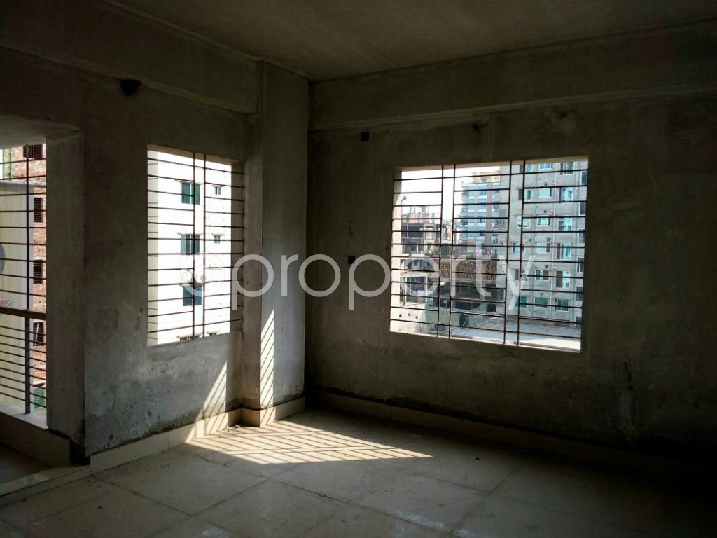 Bedroom - 3 Bed Apartment for Sale in Mohammadpur, Dhaka - 1834410