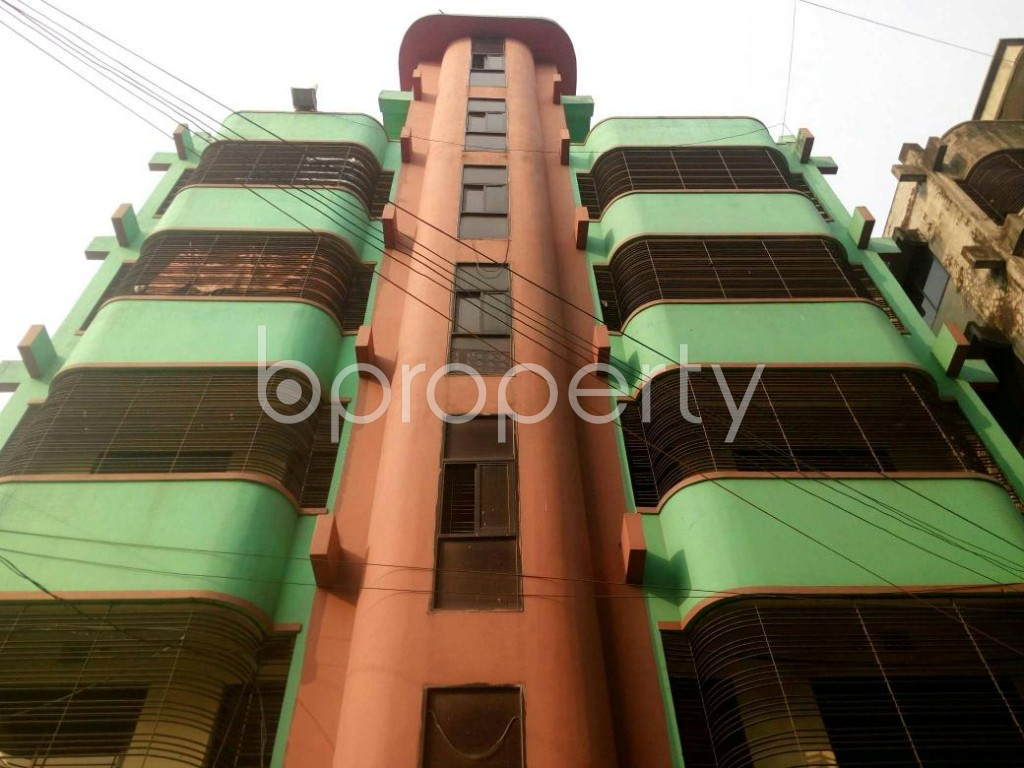 Front view - 3 Bed Apartment to Rent in Fatulla, Narayanganj City - 1834431