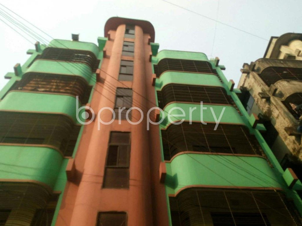 Front view - 3 Bed Apartment to Rent in Fatulla, Narayanganj City - 1834451