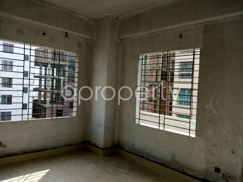 Bedroom - 3 Bed Apartment for Sale in Mohammadpur, Dhaka - 1834461