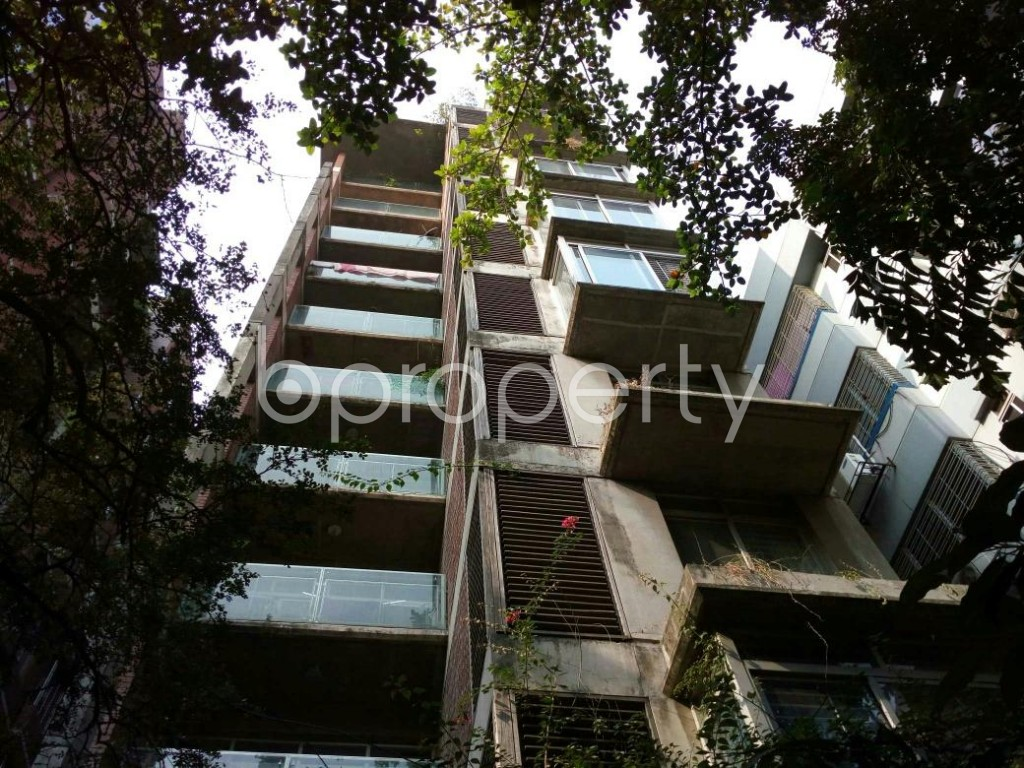 Front view - 3 Bed Apartment for Sale in Dhanmondi, Dhaka - 1834903