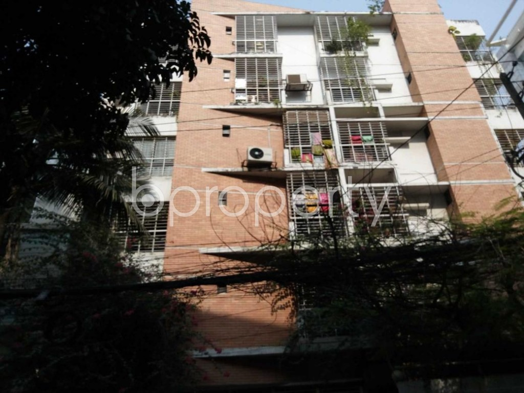 Front view - 3 Bed Apartment to Rent in Gulshan, Dhaka - 1834933