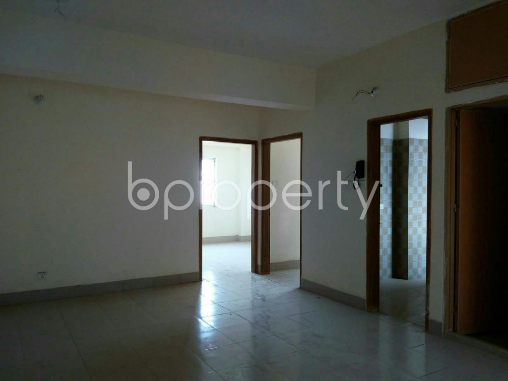 Dining area - 3 Bed Apartment for Sale in Dhanmondi, Dhaka - 1834938