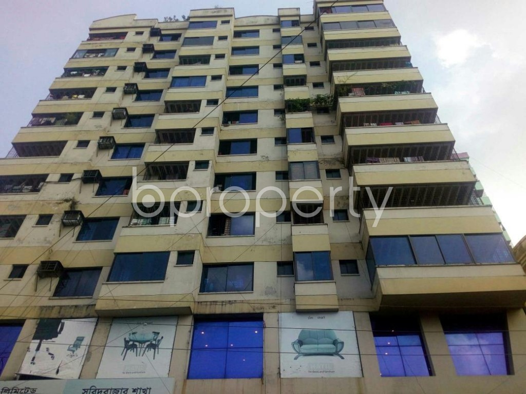 Front view - 3 Bed Apartment for Sale in Subid Bazar, Sylhet - 1834960