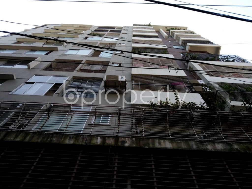 Front view - 3 Bed Apartment for Sale in Jamal Khan, Chattogram - 1835024