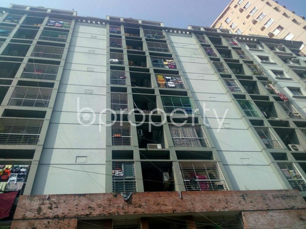 Outside view - 3 Bed Apartment for Sale in Shegunbagicha, Dhaka - 1835195