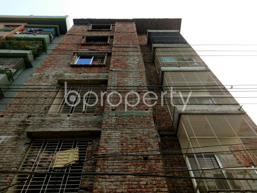 Front view - 14 Bed Building for Sale in Mirpur, Dhaka - 1835320
