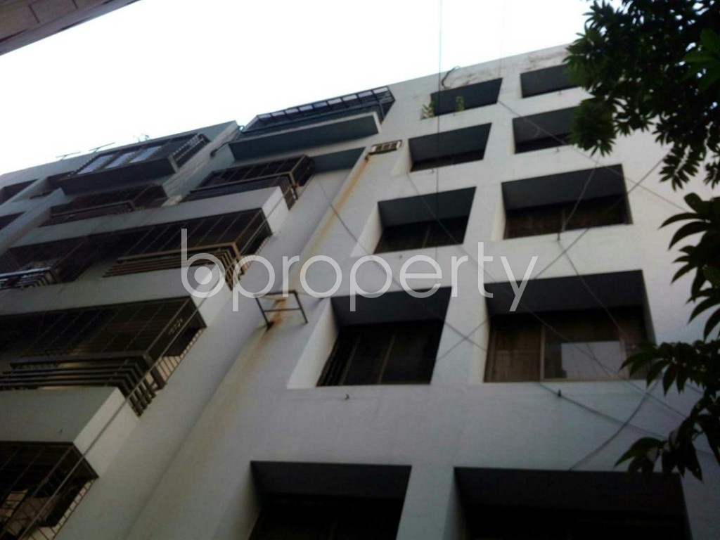 Outside view - 3 Bed Apartment for Sale in Dhanmondi, Dhaka - 1835367