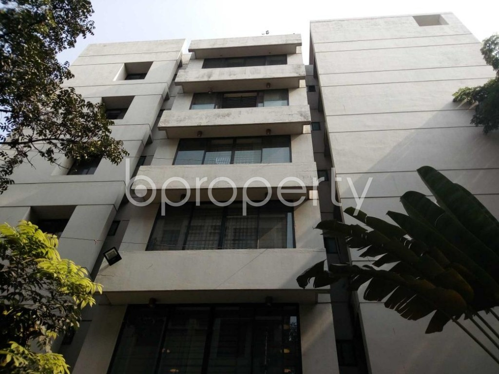 Front view - 3 Bed Apartment to Rent in Gulshan, Dhaka - 1835374