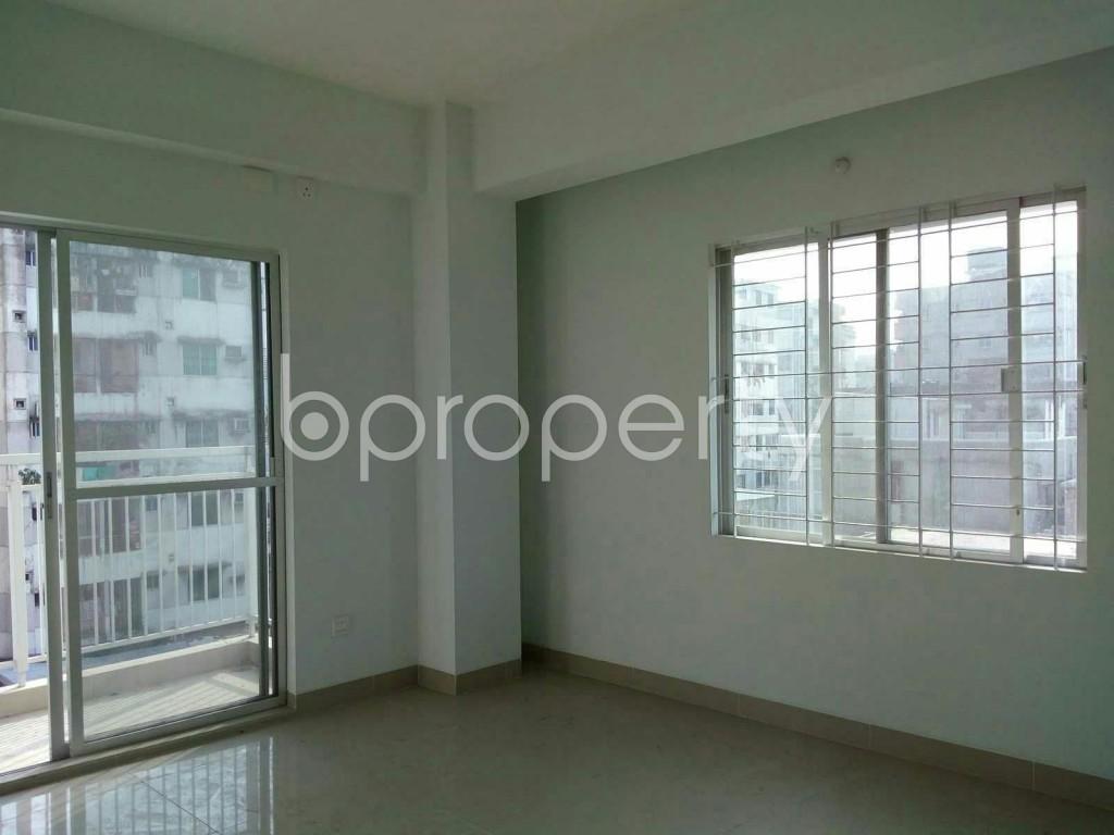 Bedroom - 3 Bed Apartment for Sale in Dhanmondi, Dhaka - 1835447