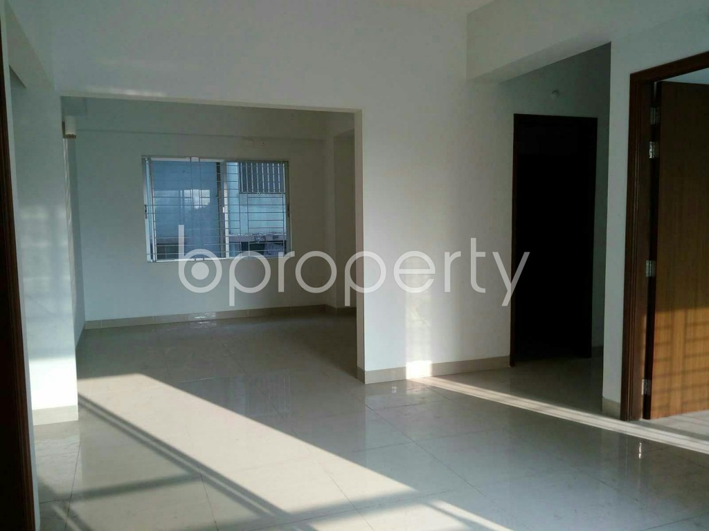 Dine/Dining - 3 Bed Apartment for Sale in Dhanmondi, Dhaka - 1835449
