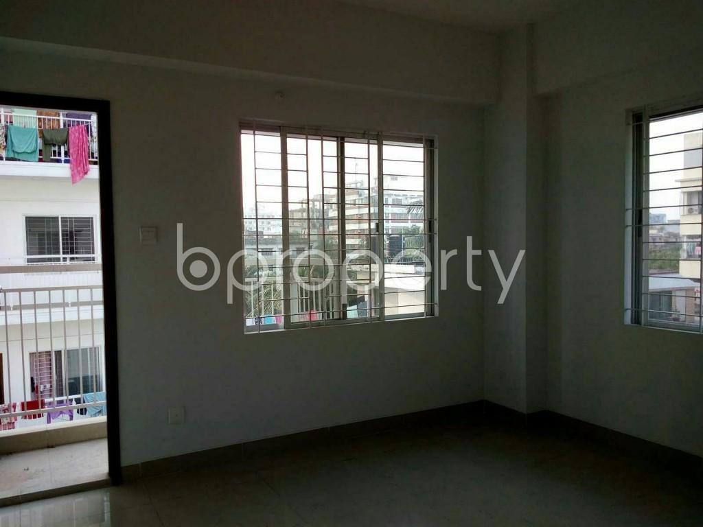 Bedroom - 3 Bed Apartment for Sale in Dhanmondi, Dhaka - 1835456