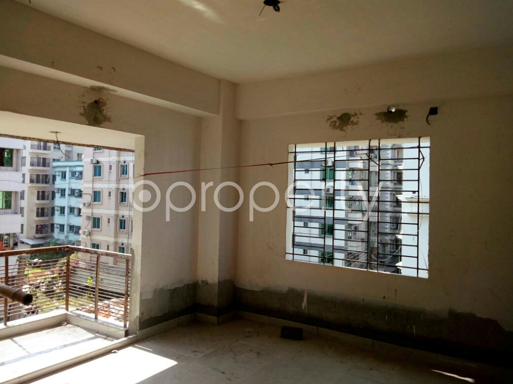 Bedroom - 3 Bed Apartment for Sale in Bashundhara R-A, Dhaka - 1835607