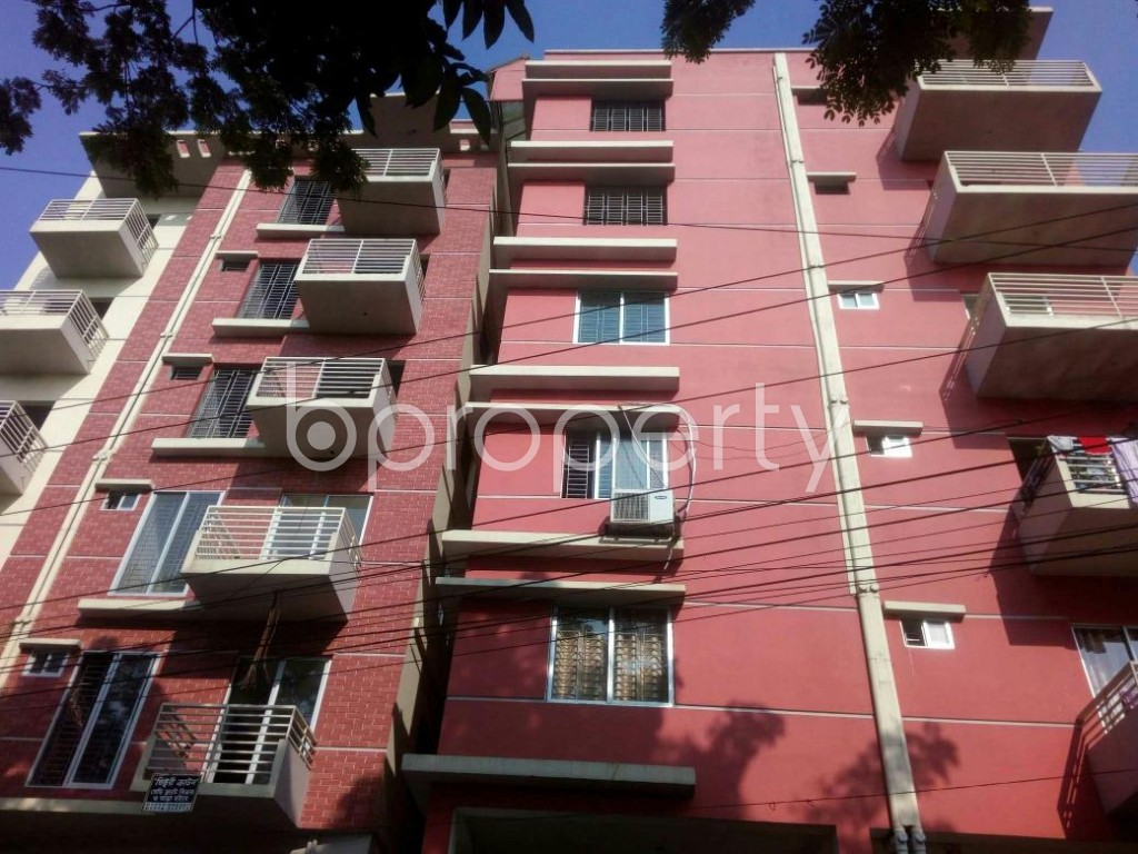 Front view - 3 Bed Apartment for Sale in Uttar Khan, Dhaka - 1835665