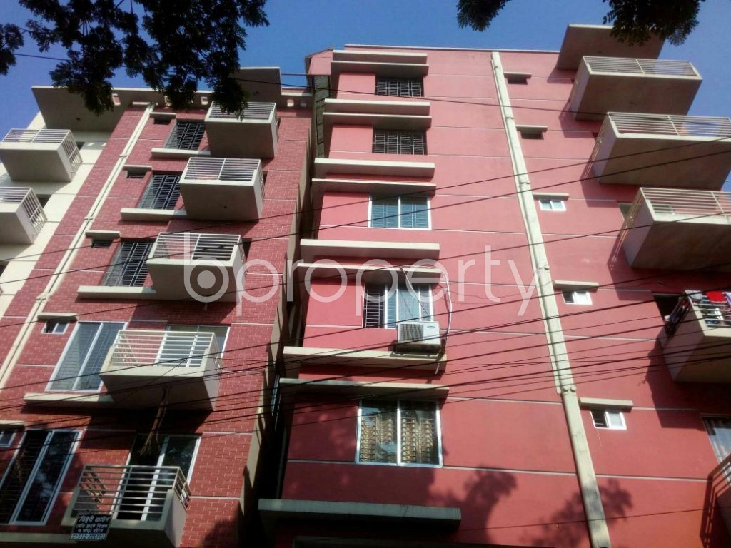 Front view - 3 Bed Apartment for Sale in Uttar Khan, Dhaka - 1835666