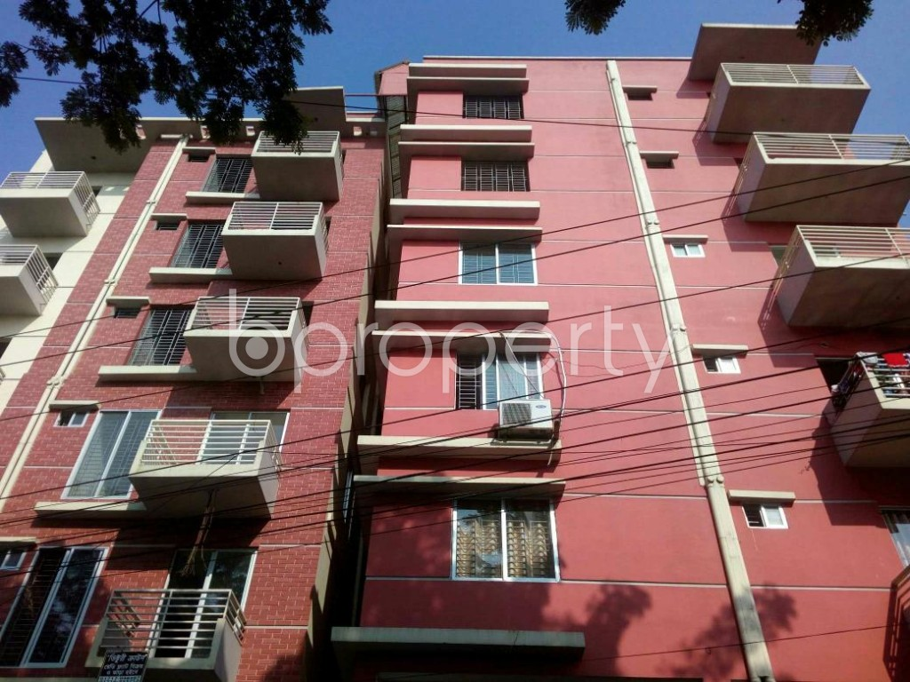 Front view - 3 Bed Apartment for Sale in Uttar Khan, Dhaka - 1835669