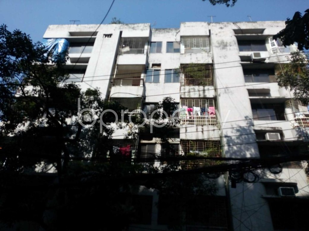 Front view - 3 Bed Apartment to Rent in Gulshan, Dhaka - 1835796
