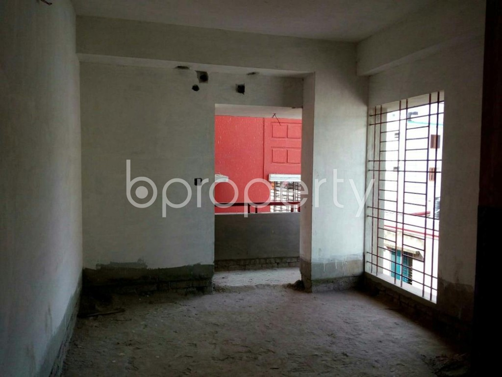 Bedroom - 3 Bed Apartment for Sale in Mohammadpur, Dhaka - 1835856