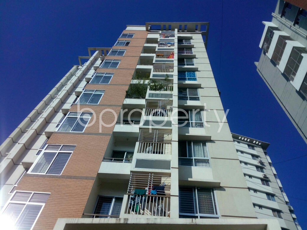 Outside view - 3 Bed Apartment for Sale in Sholokbahar, Chattogram - 1835867