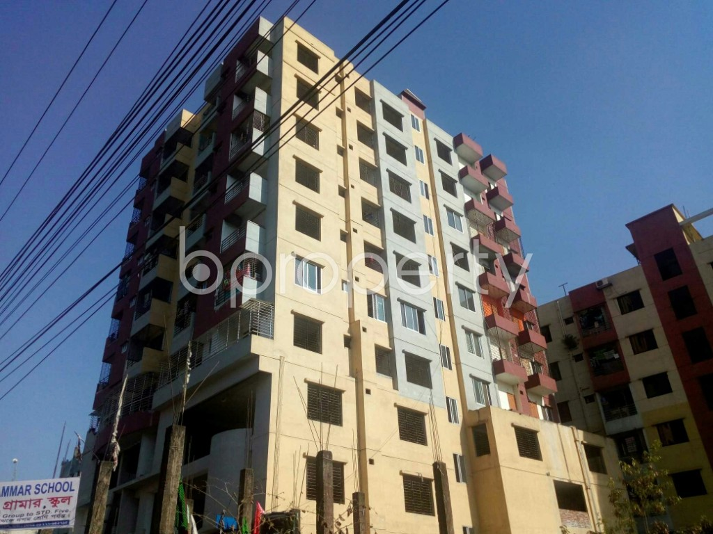 Outside view - Shop for Sale in Dakshin Khan, Dhaka - 1836536