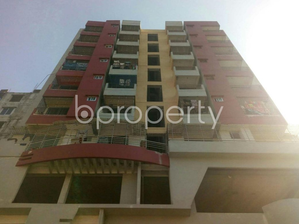 Front view - Shop for Sale in Dakshin Khan, Dhaka - 1836538