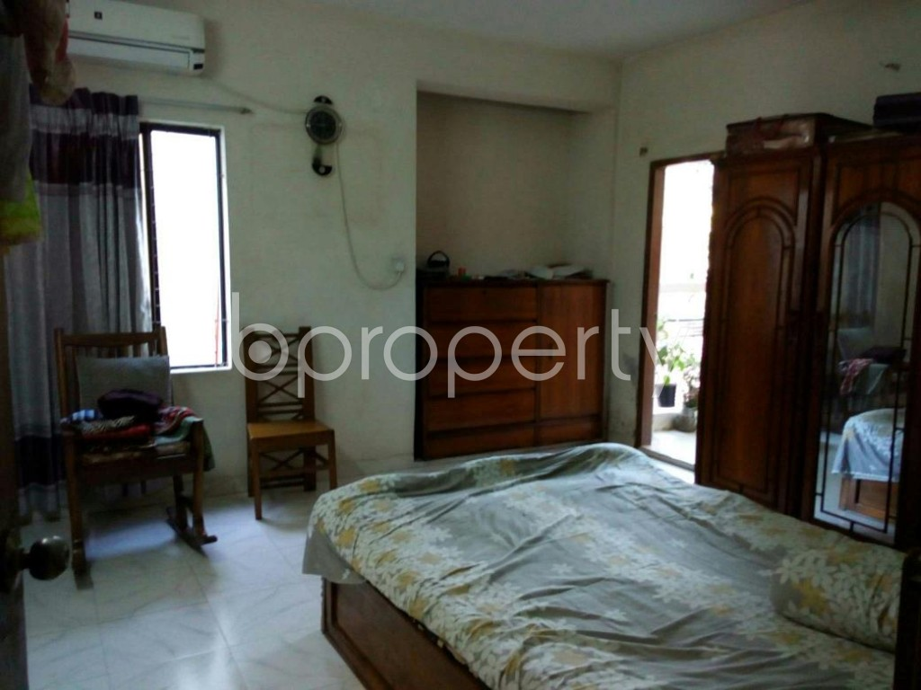 Bedroom - 3 Bed Apartment for Sale in Mohammadpur, Dhaka - 1836576