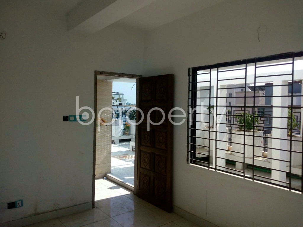 Bedroom - 2 Bed Apartment for Sale in Bashundhara R-A, Dhaka - 1836795