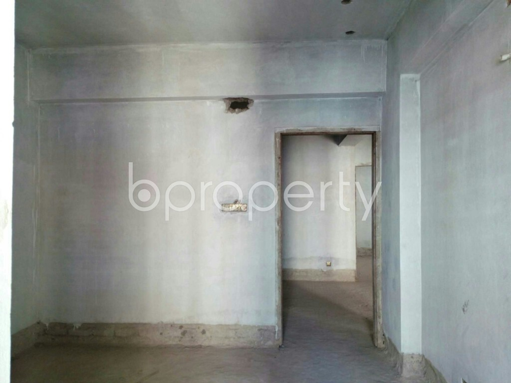 Bedroom - 3 Bed Apartment for Sale in Uttar Lalkhan, Chattogram - 1836874
