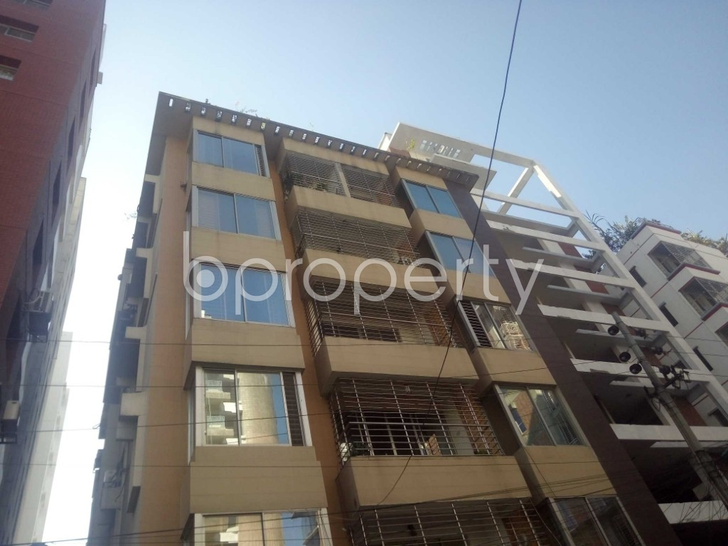 Outside view - 4 Bed Apartment to Rent in Baridhara, Dhaka - 1836982