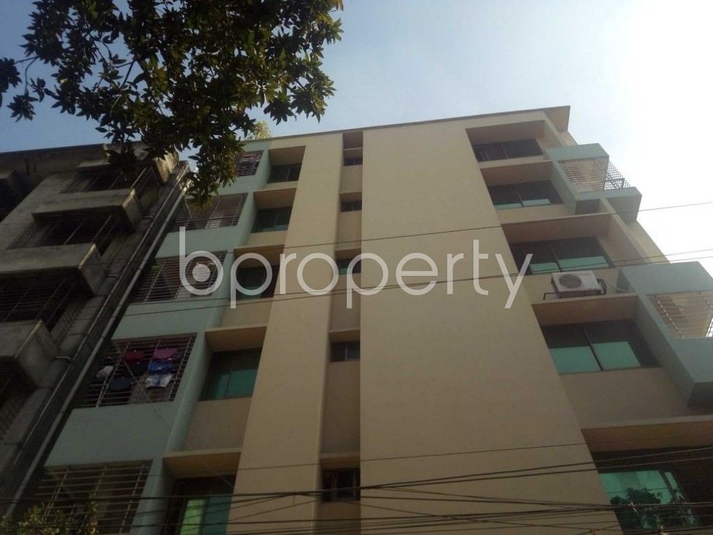Front view - 2 Bed Apartment to Rent in Baridhara, Dhaka - 1837250