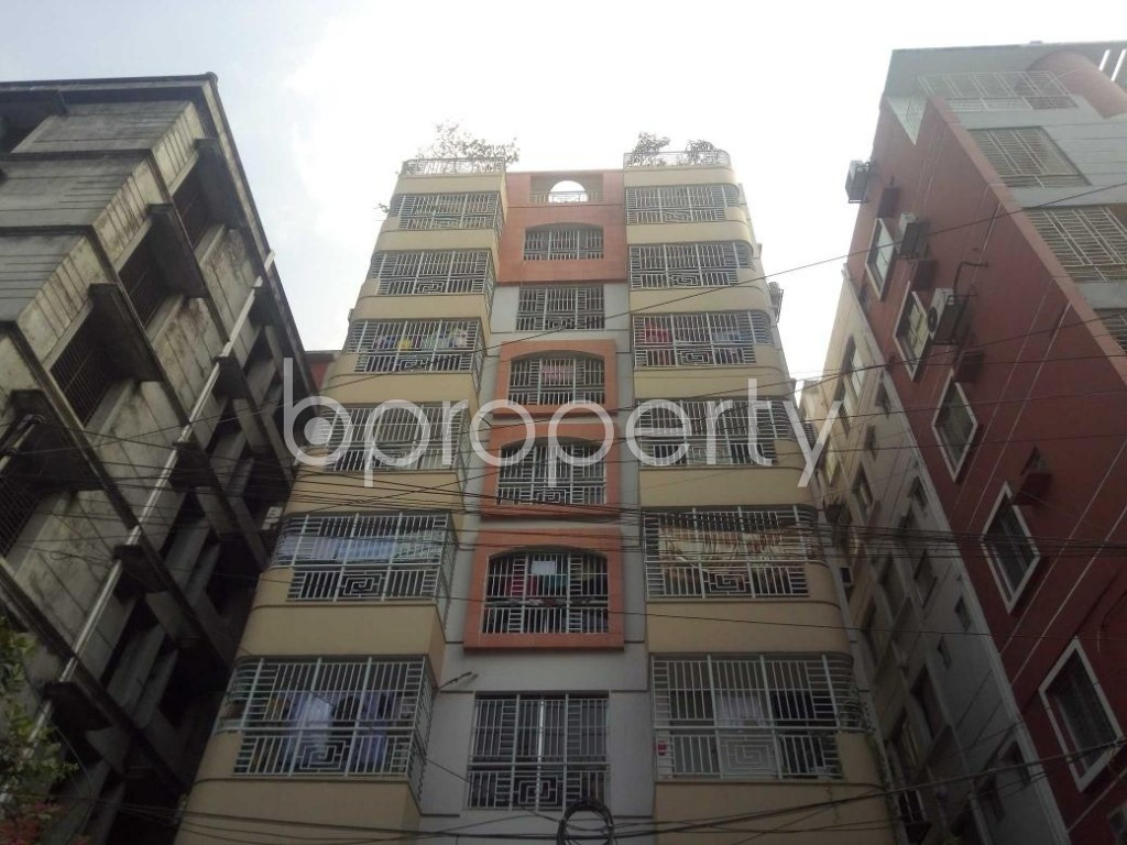 Front view - 3 Bed Apartment to Rent in Baridhara, Dhaka - 1837315
