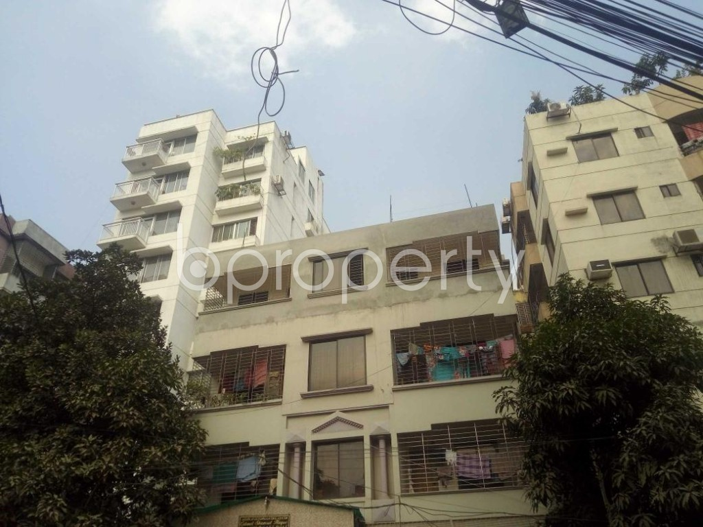 Front view - 3 Bed Apartment to Rent in Baridhara, Dhaka - 1837317