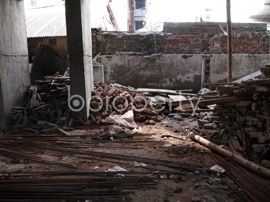 Parking - 3 Bed Apartment for Sale in Ibrahimpur, Dhaka - 1837348